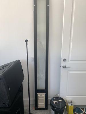 Per Door for 8' tall sliding glass door. for Sale in Orlando, FL