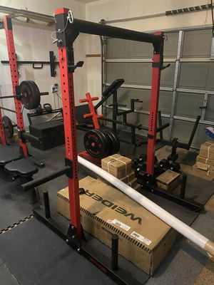 Full gym set up!!! Ethos yoke !!!! Wow!!! What a deal!!! THE BEAT DEALS!!! for Sale in North Las Vegas, NV