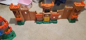 Castle for Sale in Fresno, CA