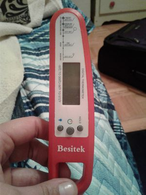 Digital meat thermometer for Sale in Prattville, AL