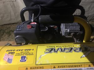 CH EXTREME CONTRACTOR AIR COMPRESSOR for Sale in Stockton, CA