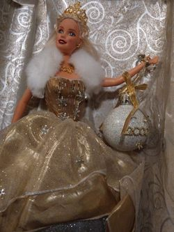 Two Holiday Barbies For ,250 for Sale in San Francisco,  CA