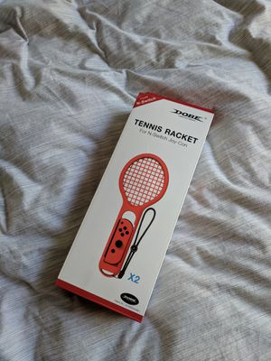 Tennis rackets for Nintendo Switch Joy-Con for Sale in Austin, TX