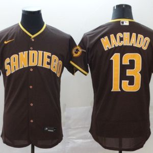 STITCHED MANNY MACHADO SAN DIEGO PADRES BASEBALL JERSEY for Sale in Camp Pendleton North, CA