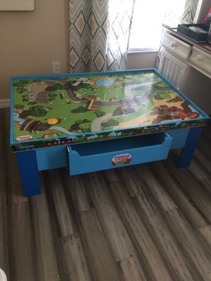 Thommas the train table for Sale in Port Charlotte, FL