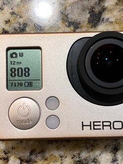 GoPro Hero 3+ with Wifi Remote Black Edition for Sale in Archbald,  PA
