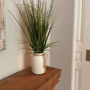 Fake potted grass plant for Sale in Yorba Linda, CA