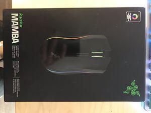 Razer Mamba 16000DPI gaming mouse for Sale in Irvine, CA