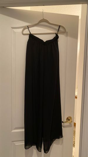 Adriana Pape'll Black Palazzo Dress Pants for Sale in Holiday, FL