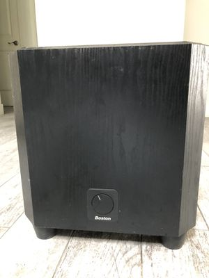 Boston PV900 Subwoofer Great Shape for Sale in San Diego, CA