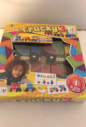 Smart Games - Trucky 3 for Sale in Chamblee, GA