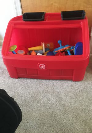 Fisher price kids toy chest for Sale in Aberdeen, MD