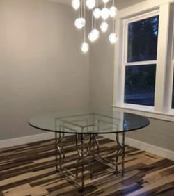 Glass Table for Sale in Damascus,  OR