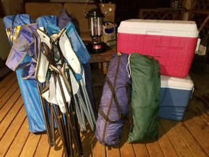 Camping gear for Sale in Bothell, WA