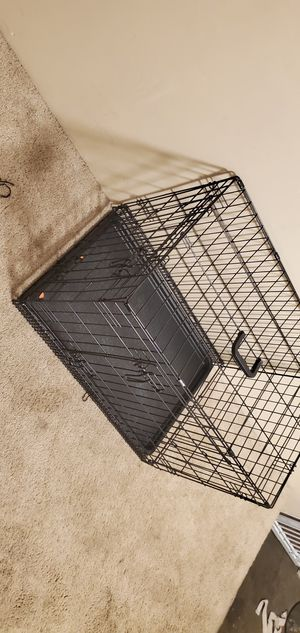 Medium dog crate for Sale in San Jose, CA