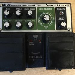 Roland Space Echo RE-201 Guitar Pedal for Sale in Portland,  OR