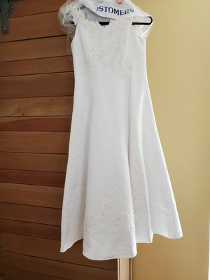 Size 12 communion/ flower girl dress for Sale in Locust Valley, NY