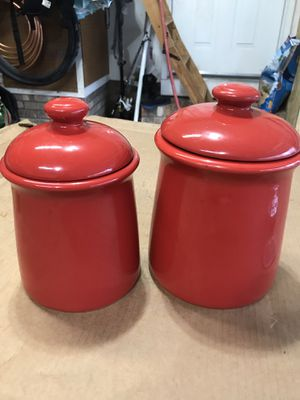 Make offer! Kitchen containers and utensils holder for Sale in Easley, SC