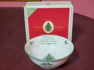 Spode Christmas Tree Revere Bowl for Sale in Portland, OR