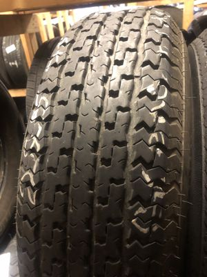 Single (1) ST 225 75 15 trailer tire for only $38 with FREE INSTALL!!! for Sale in Tacoma, WA