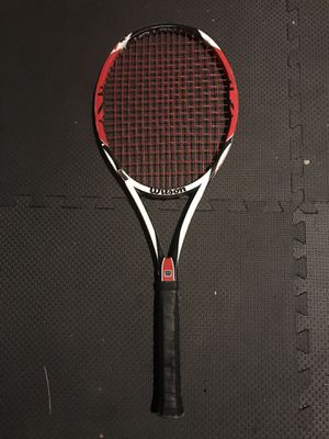 Tennis Racket Wilson KFactor Roger Federer for Sale in Moraga, CA