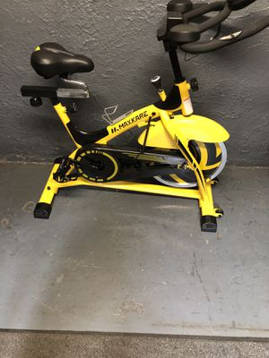 MaxKare Stationary Bike Belt Drive Indoor Cycling Bike for Sale in Lynbrook, NY