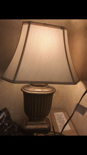 2 lamps for Sale in La Habra, CA