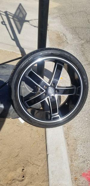 "20"" Gima wheels for Sale in Fresno, CA"