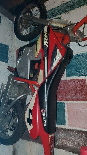 Razor dirt bike for Sale in Atlanta, GA