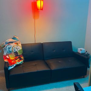 Modern Futon With 3 Different Sitting Positions for Sale in Austin, TX