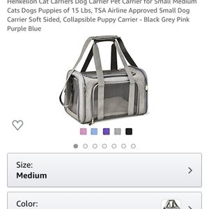 Pet Carrier for Sale in Houston, TX