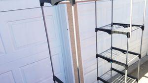 Portable closet shelf for Sale in Santa Ana, CA