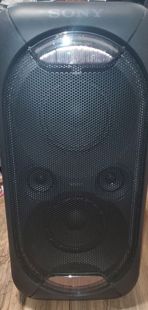 Sony XB-60 Bluetooth Party Speakers for Sale in Fort Worth, TX