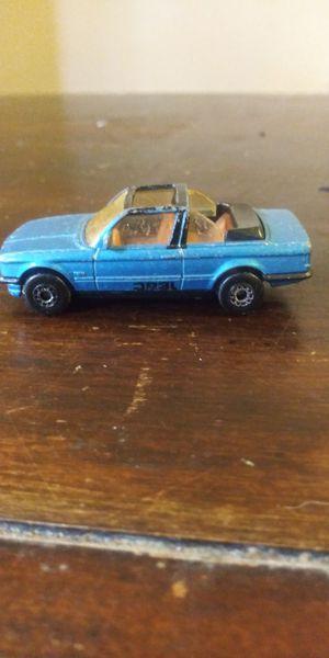 1985 matchbox BMW 323i cabriolet toy for Sale in Kennesaw, GA