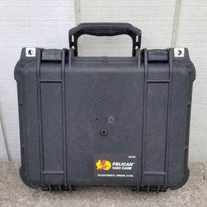 Pelican Case With Foam, 1400 model - Please Read DESCRIPTION For DETAILS, Firm PRICE for Sale in Garden Grove, CA