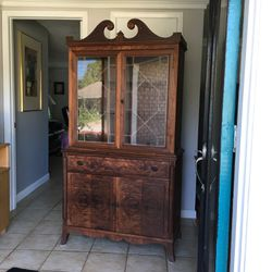 China Cabinet Walnut for Sale in Clearwater,  FL