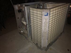 Parting out 3 1/2 ton York ac unit R410a for Sale in Fresno, CA