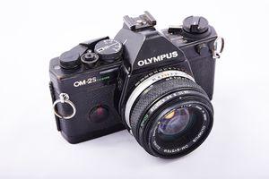 Vintage Olympus OM-2S - 35mm SLR film camera for Sale in Daytona Beach, FL
