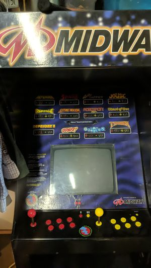 Arcade 12-games for Sale in Bakersfield, CA