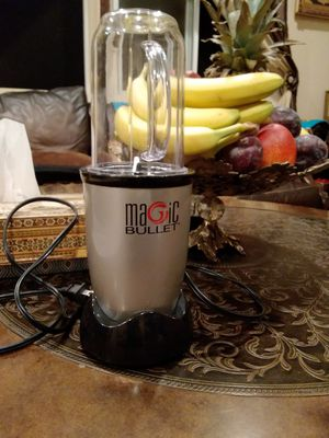 Magic bullet blender for Sale in Santa Ana, CA