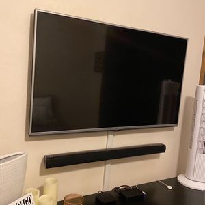 """LG 50"""" & Apple TV for Sale in Fort Myers, FL"""