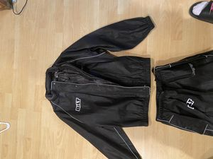2 piece Women's and Men's Bolt waterproof motorcycle suits for Sale in Union City, CA