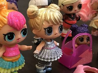 LOL Surprise Dolls ( Real Versions ) $35 for Sale in Happy Valley,  OR
