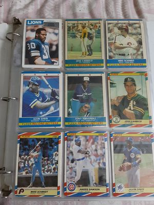 Assorted baseball cards for Sale in Wiggins, MS