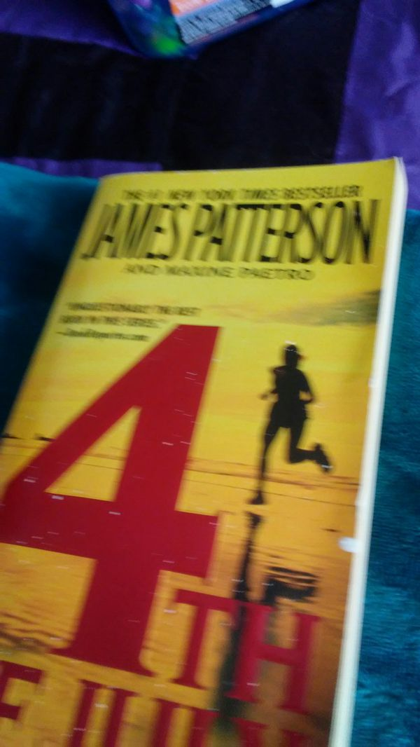 James Patterson. Books