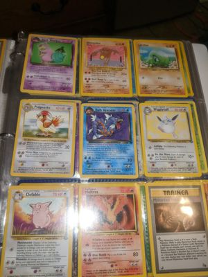 My Pokemon collection of rare and holo ex GX xy etc for Sale in Lacey, WA