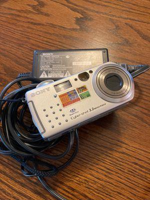Sony cyber-shot 3.2megapixel for Sale in Aberdeen, WA