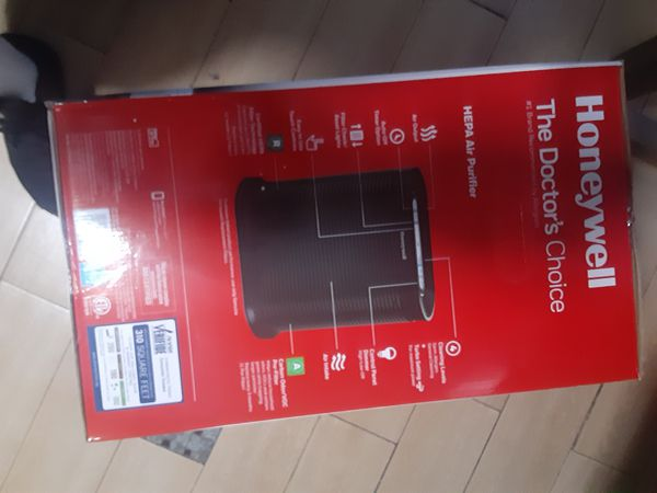 Honeywell HPA300 True HEPA Air Purifier, Extra-Large Room, Black Honeywell HPA300 True HEPA Air Purifier, Extra-Large Room, Black
