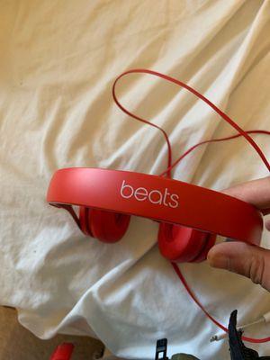 Beats headphones must come to me throw offers for Sale in Alexandria, VA