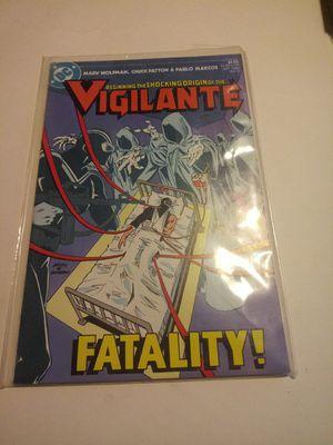 Vigilante #4-11 comic books for Sale in Chicago, IL